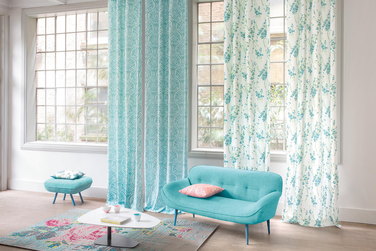 Curtain Designs Collection, Flora