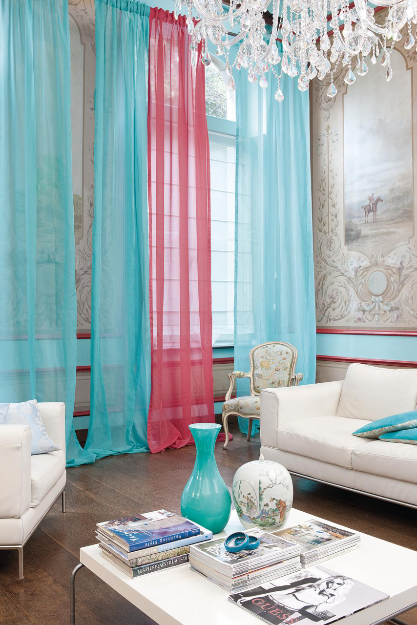 Curtain Designs Collection, Flo