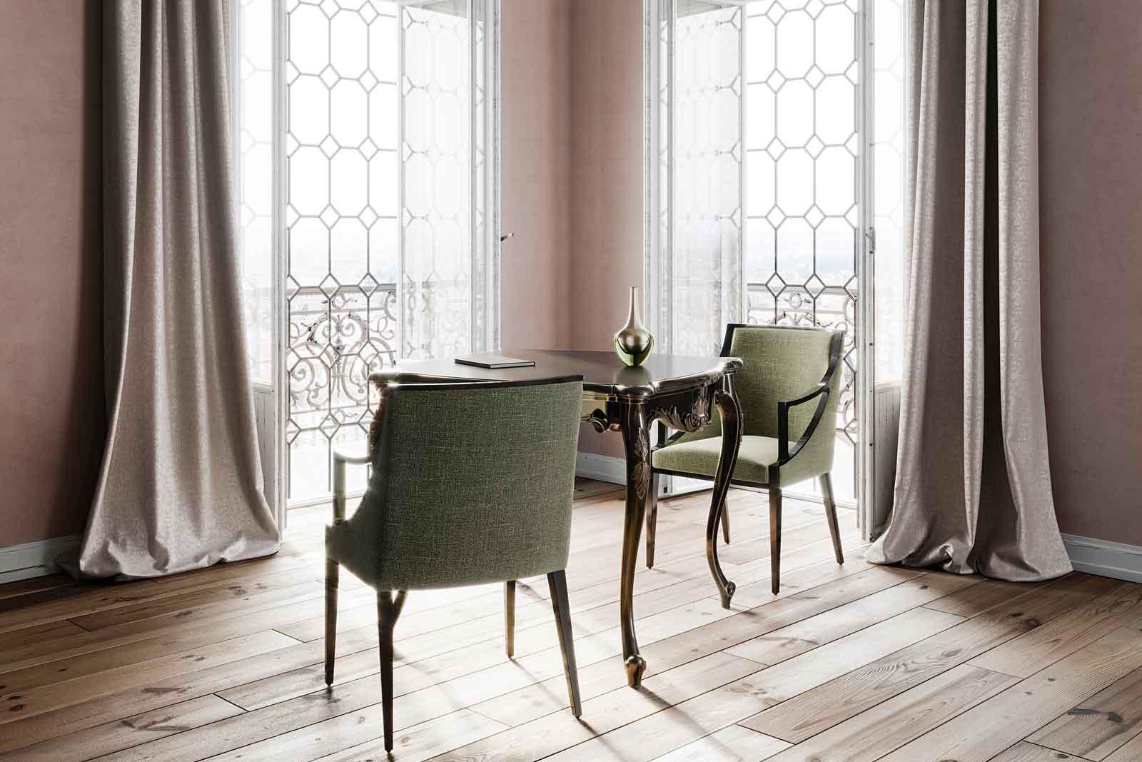 Curtain Designs Collection, Davinci