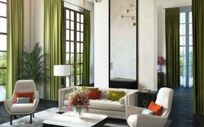 Modern Curtain Designs for Contemporary Homes