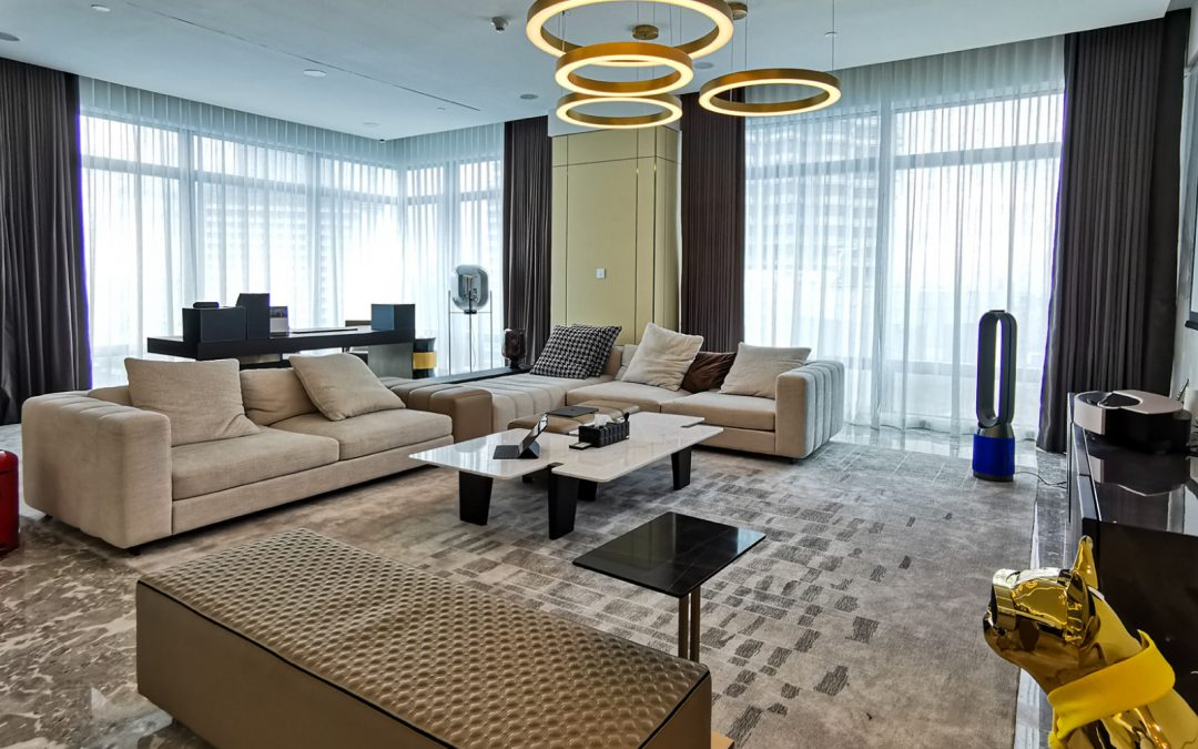 Elegance and professionalism with Acacia Fabrics in Malaysia