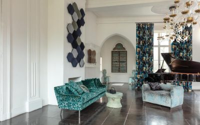 Curtain Designs Collection, Decorum