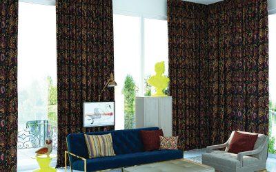 Curtain Designs Collection, Floriana