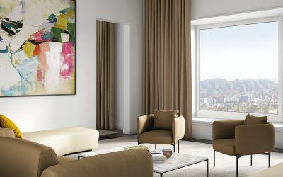 Curtain Designs Collection, Vela