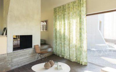 Curtain Designs Collection, Tropico