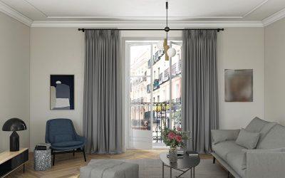 Curtain Designs Collection, Stellar